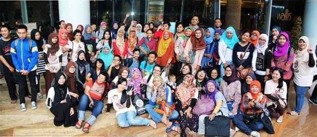 Kopi Susu Warung Blogger, Kopdar Mini Suka-Suka Bareng Interspace | KopsusWB