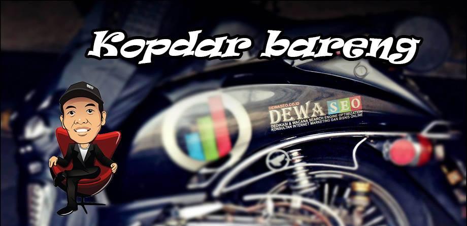 Kopdar Bareng Dewa SEO | Blogger | Imers |Nchiehanie