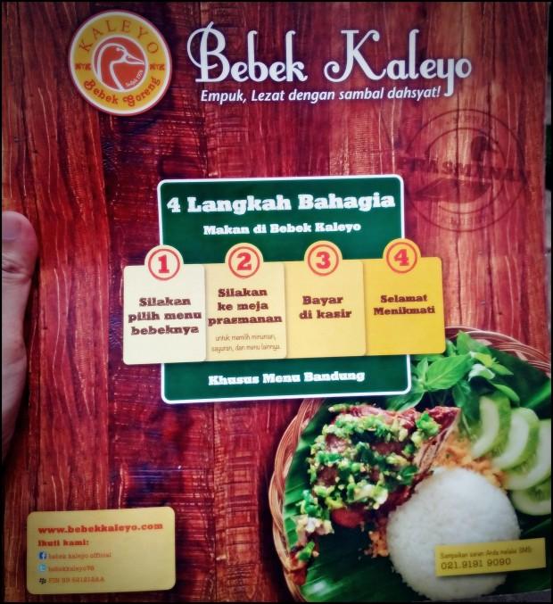 Bebek Kaleyo | Tempat Makan Enak  di BAndung| Kuliner Bandung | Wisata Kuliner BAndung | Nchie Hanie