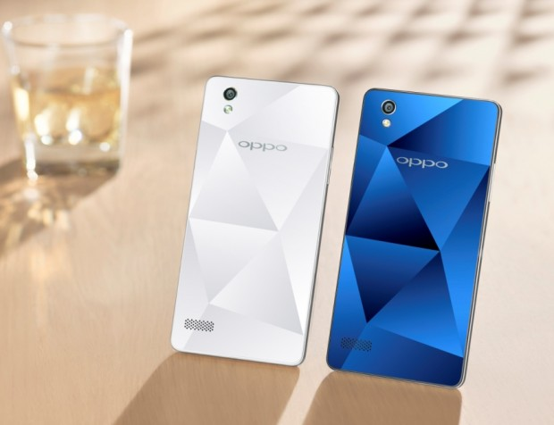 OPPO Mirror 5 |Blue and White | OPPO | Mirror 5| FYI Experience Tour