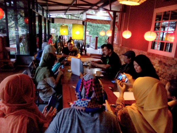 Kopi pangang | blogger bandung