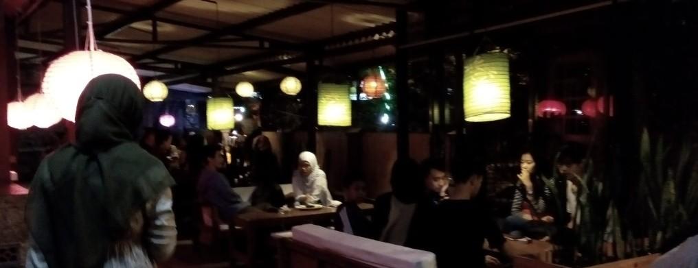 Kopi panggang | tempat ngopi asik |blogger bdg