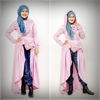 Jemma Queen Dress | Baju Muslim Wanita | Busana Muslim Modern | Hijab fashion | Hijab Blogger