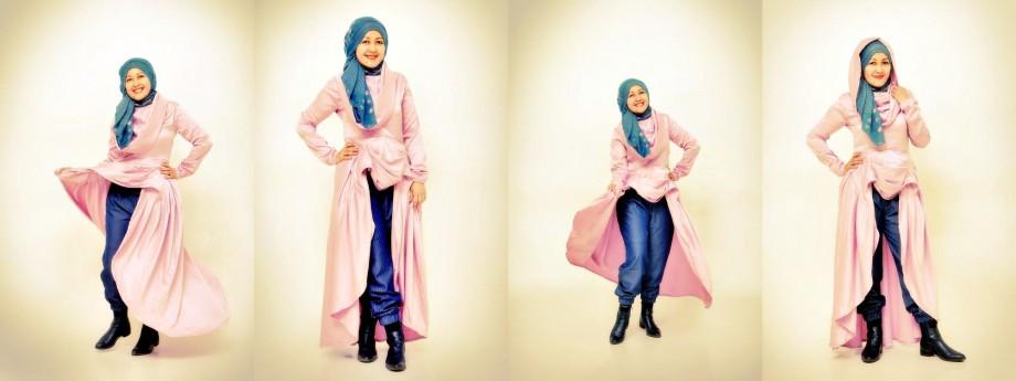 Jemma Queen Dress | Baju Muslim Wanita | Busana Muslim Modern | Hijab fashion | Hijab Blogger