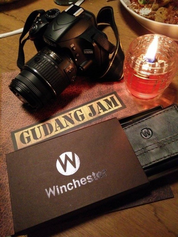 Winchester | tas hand made | winchester bandung | gudang jam | rocca and company