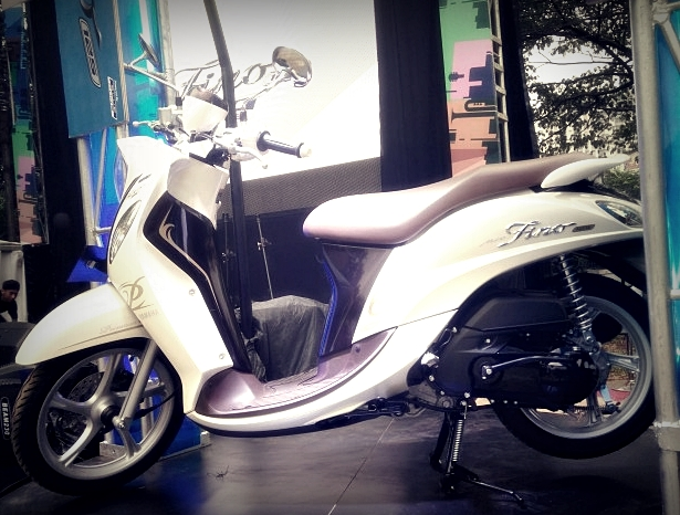 New Fino 125 Blue Core, Yamaha FINOmenal, Cikapundung Riverspot, New Fino