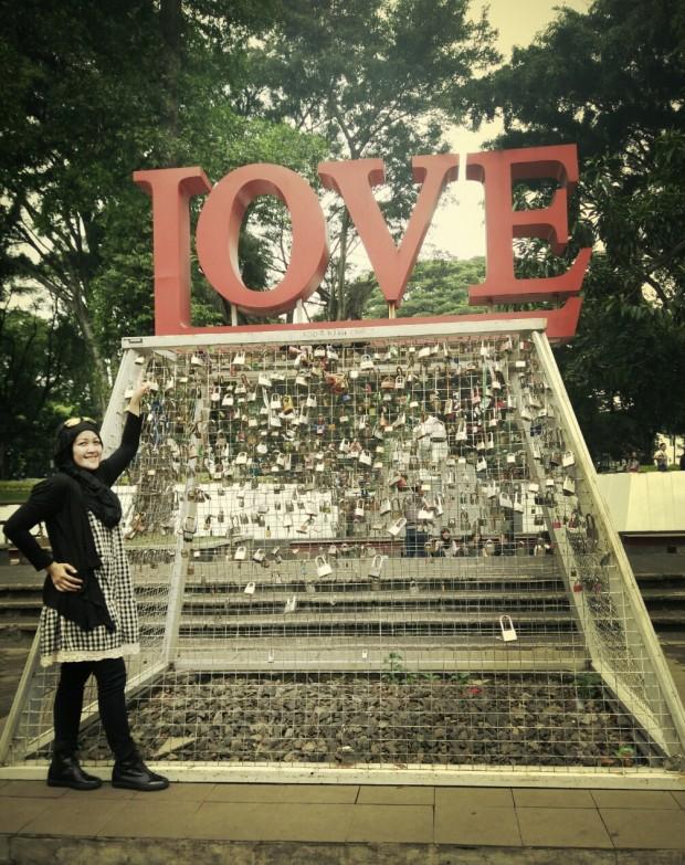Gembok Cinta