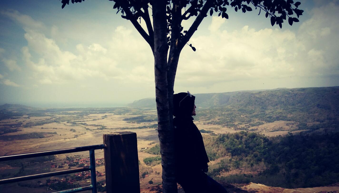 nchie hanie|panenjoan ciletuh geopark