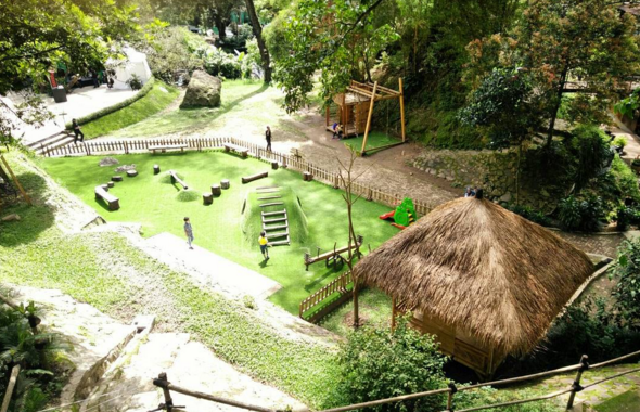 Playground | Maribaya Natural Hot Spring Resort Lembang