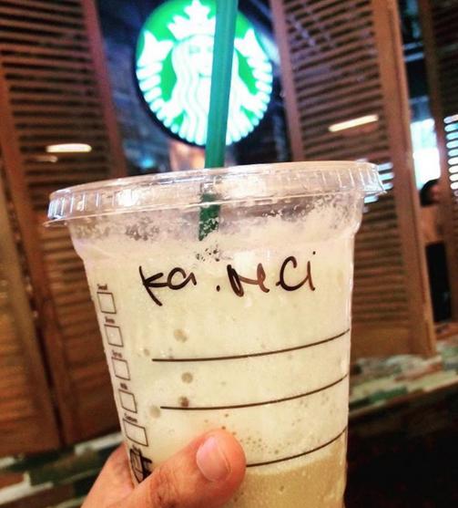 Starbuck | Tempat ngopi asyik di Bandung