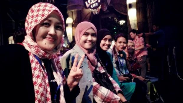 The Book Of The World | Trans Studio Bandung | Blogger Bandung