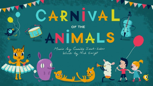Carnival of the Animal | nchiehanie