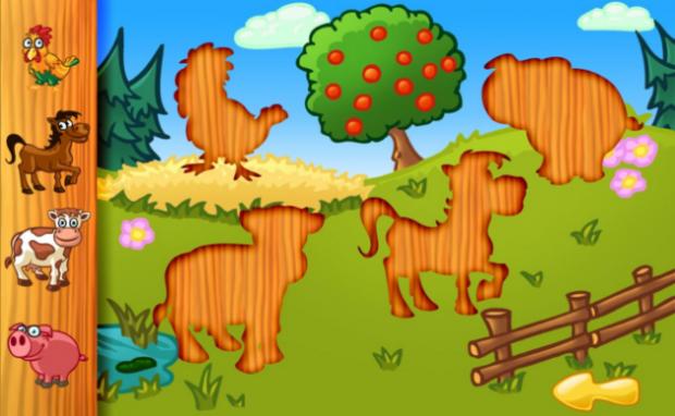 Puzzle Animal|nchie hanie