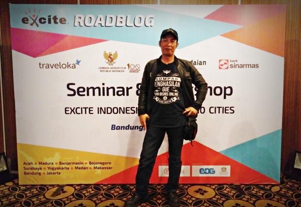 Road Blog Bandung | Best Western La Grande BAndung | Blogger bdg | Excite seminar & workshop l kang argun l dewaseo l nchiehanie