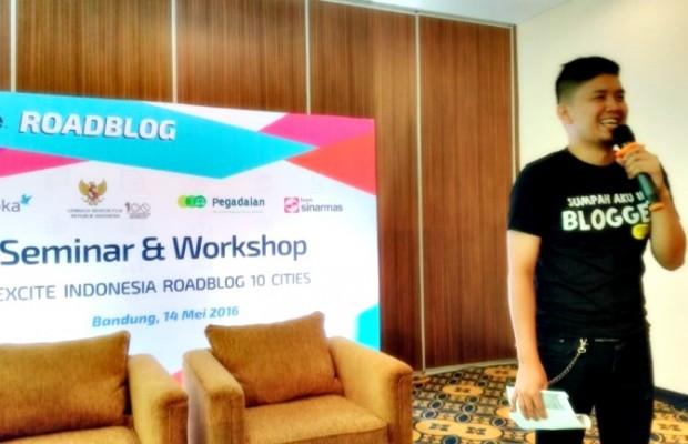 Road Blog Bandung | Best Western La Grande BAndung | Blogger bdg | Excite seminar & workshop | raja lubis