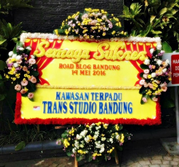 Trans Studio RoadBlog | Road Blog Bandung | Best Western La Grande BAndung | Blogger bdg | Excite seminar & workshop