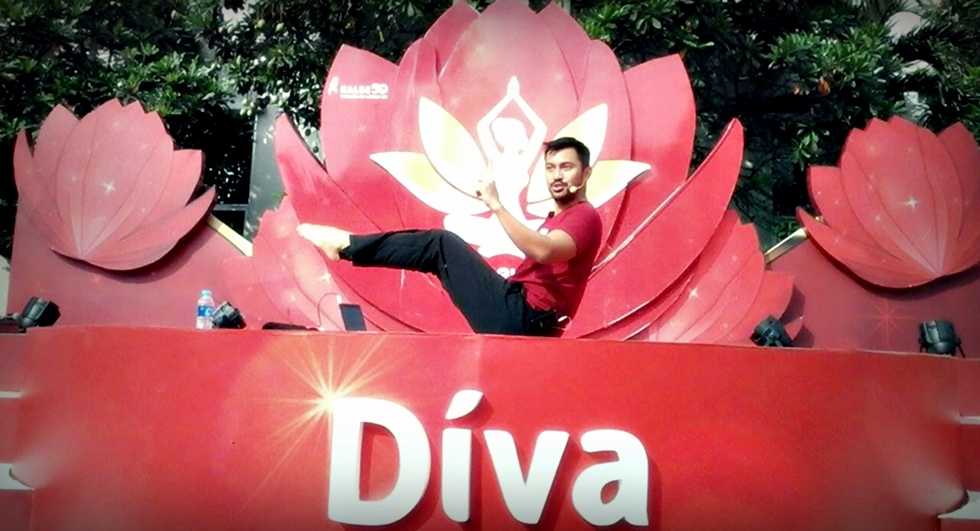 Diva Beauty Yoga | Diva Beauty Drink | Diva Beauty Bandung | Blogger BDG | Nchiehanie | Yoga Anjasmara