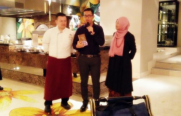 babuko basamo | the trans luxury hotel bandung | ranah minang | blogger bdg | nchiehanie | uni reno | bagus yudho prastowo | rendang traveller