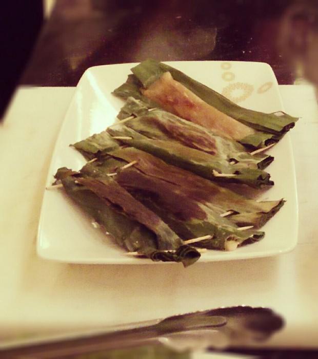 babuko basamo | the trans luxury hotel bandung | ranah minang | blogger bdg | nchiehanie | lompong sagu pariaman