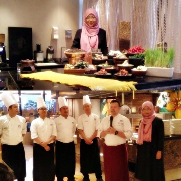 babuko basamo | the trans luxury hotel bandung | ranah minang | blogger bdg | nchiehanie | uni reno rendang traveller
