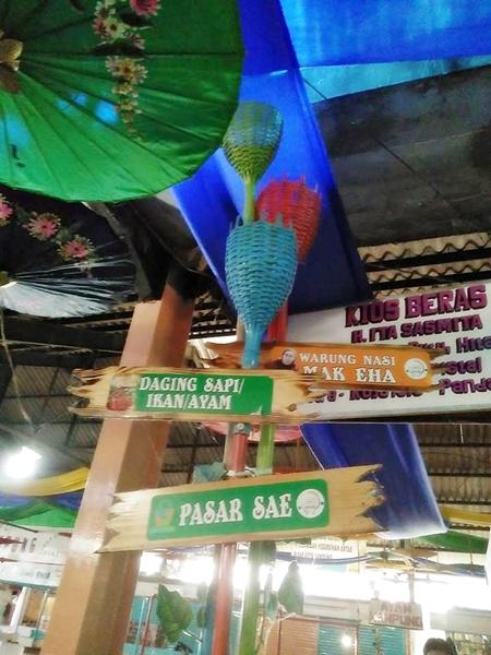 pasar tradisional cihapit | Apit Tjihapit | perpustakaan alit | sakola pasar | revitalisasi pasar | blogger bdg | nchiehanie