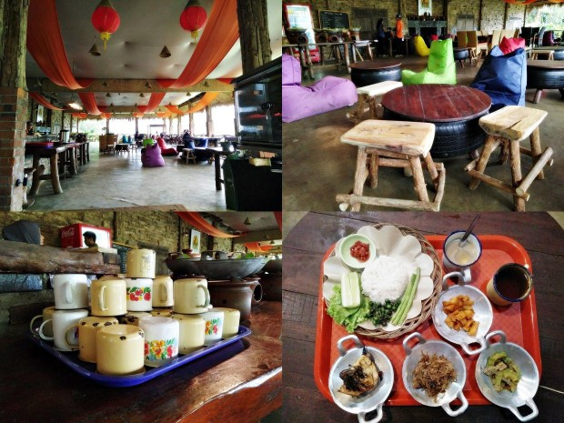 The Lodge Maribaya Lembang | Dapur Hawu |tempat Camping di Lembang | nchie hanie