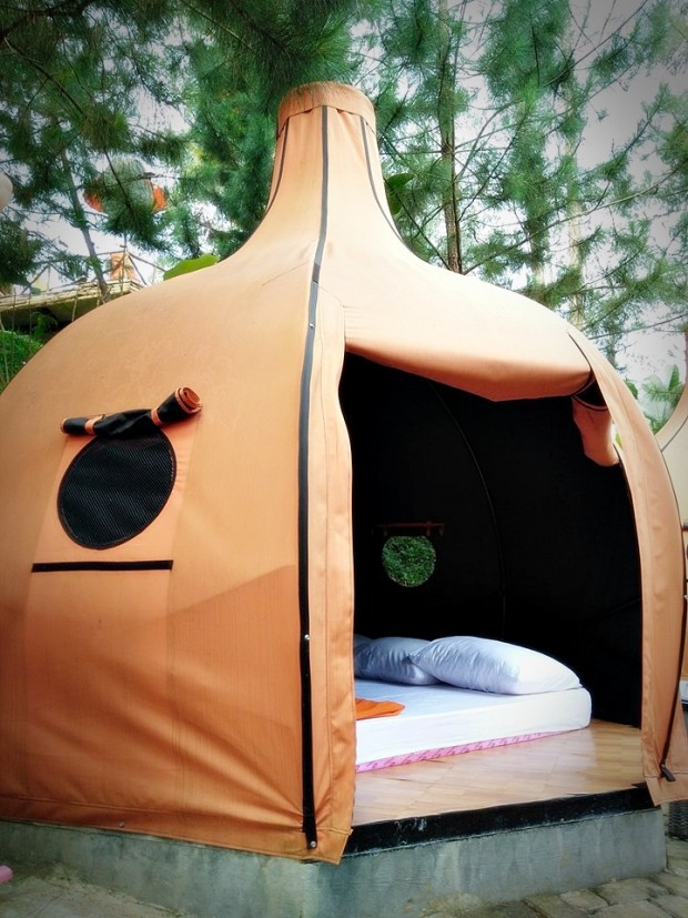 The Lodge Maribaya | Tempat camping di Maribaya| Tempat wisata di lembang | nchiehanie | sky tree