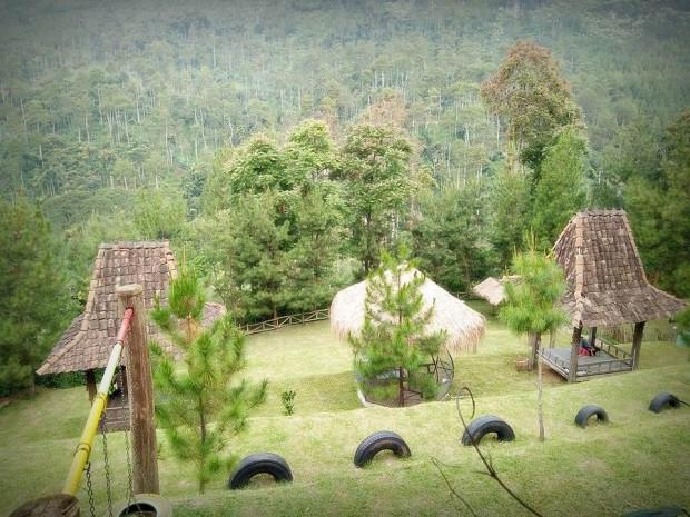 The Lodge Maribaya | Tempat camping di Maribaya| Tempat wisata di lembang | nchiehanie | outbond