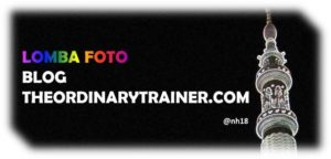 Lomba Foto The ordinary trainer