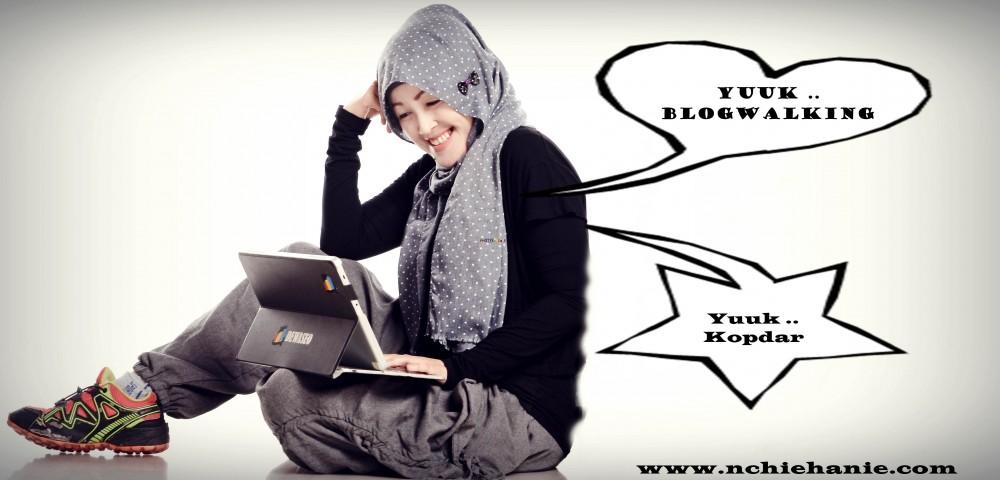 Sumpah Aku Blogger | Nchie Hanie | Blogger BDG | Emak2 Blogger | Blogger Perempuan |Dewaseo | Blogger Produktif