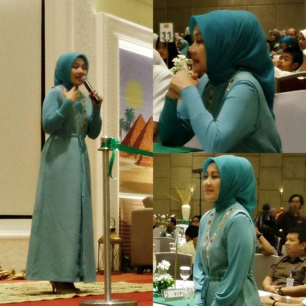 Bursa sajadah | bursa sajadah online | oleh-oleh haji | SKV Group Berbagi | Blogger BDG | Atalia Ridwan Kamil