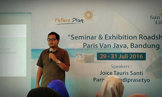 sun life future plan | brght advisor | wujudkan liburan terbaikmu | nchie hanie | blogger bandung