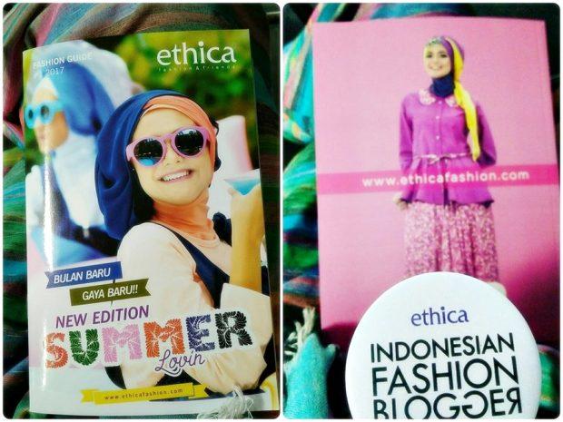 Ethica | Trend Fashion | Trend fashion muslim 2017 | hijab | busana muslim terbaru | toko online busana muslim | nchie hanie