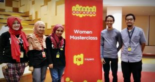 Women Masterclass | coding for women | toko online | wordpress | woocommerce | blogger bdg