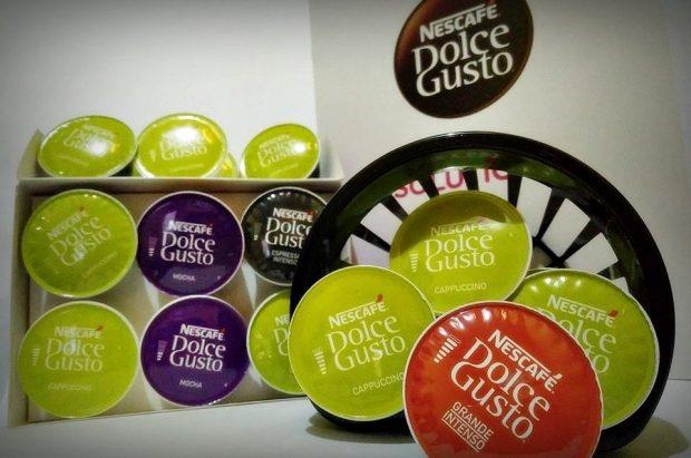 Nescafe Dolce Gusto Membuat Kopi Ala Cafe di Rumah