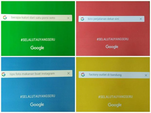 Selalu Tau BDG | Selalu Tau Yang Seru | Aplikasi Google App | Google App