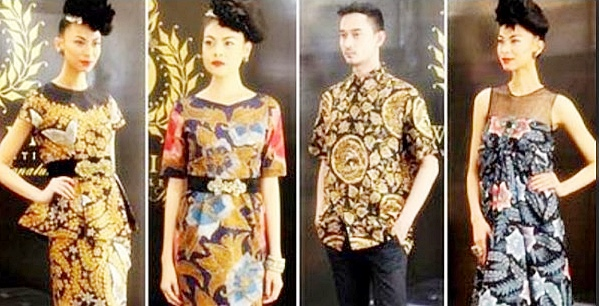 iwan tirta, baju batik, wanita modern