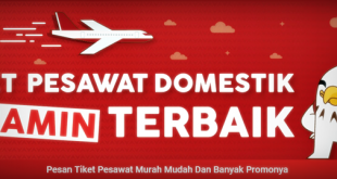Indonesia Flight | Tiket Pesawat Murah Domestik | nchiehanie
