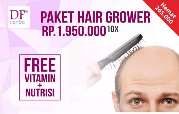 Paket Ramadhan DF | DF Clinic | DF Centre | nchiehanie | paket hair grower