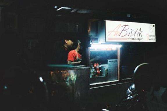 kaki lima di bandung | wisata kuliner | kuliner | ayo bandung | nchiehanie
