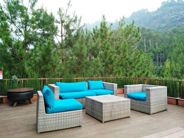 Omah Bamboo | The Lodge Maribaya | tempat camping asyik | Blogger Bandung | nchie Hanie |