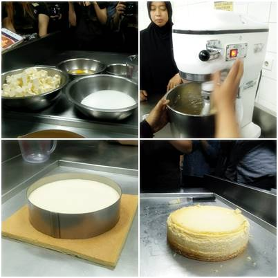 harvest dago | strawberry cheesecake odyssey | nchie hanie | tour kitchen to kitchen | blogger bandung