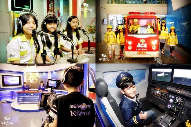 kidzania jakarta | taman bermain anak | theme park | edutainment | taman hiburan anak | taman wisata keluarga
