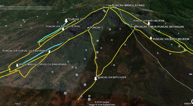 RUTE GUNUNG MANGLAYANG | puncak manglayang | gunung manglayang | sahabat dokter david | blogger bandung