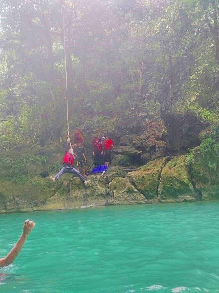 HAU Citumang | Sungai Citumang | Body Rafting | Citumang | Travel Blogger BDG