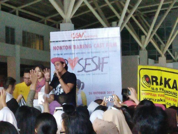 Film Posesif | CGV Metro Indah Mall | Gala Premiere Film Posesif | Blogger BDG