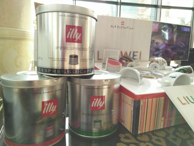 Illy caffe | the lounge | the trans luxury hotel | kopi berstandar internasional