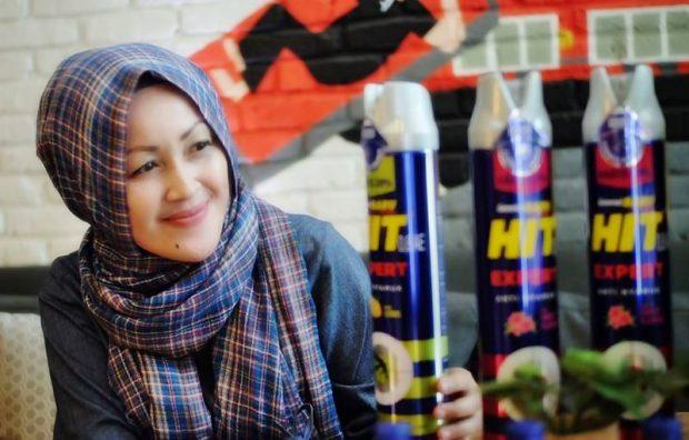 HIT Expert | Mengatasi Nyamuk Bandel | Ibu Inspirasi HIT | Emak2 Blogger