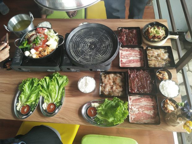 Fat Oppa | BBQ Korean | Restaung | Karapitan 82 | nchie Hanie