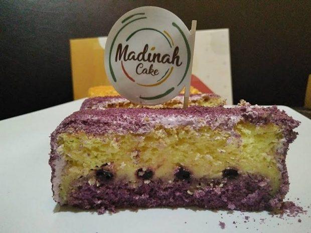 Madinah Cake | Oleh2 Bandung | Angel Lelga | Nchie Hanie